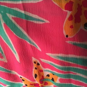 Lilly Pulitzer Tops - Lilly Pulitzer keyhole front halter top Size XS